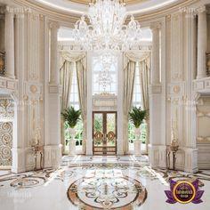 Palace Interior, Mansion Interior, Luxury Homes Interior, Luxury Home Decor, Home Interior Design, Room Interior, Interior Ideas, Classic House Design, Dream Home Design