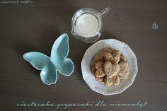ciasteczka gryzaczki dla niemowląt