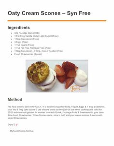 1000 Images About Sw Sweet On Pinterest Slimming World Slimming World Recipes And Baked Oats