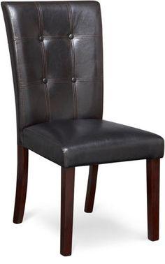 venice side chair art van furniture