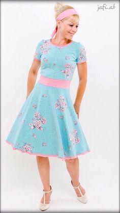 Kleid ZOÉ schnitt bei lillestoff