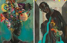 Juxtapoz Magazine - The Work of Olaf Hajek
