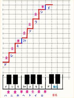 音階の仕組み1