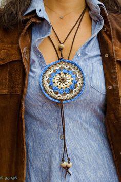 Crochet inspiración •✿• Teresa Restegui www.pinterest.com... •✿•