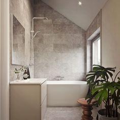 Home Interior, Interior Design, Relaxing Bathroom, Modern Master Bathroom, Bright Homes, Compact Living, Traditional Bathroom, Scandinavian Home, Bathroom Inspiration