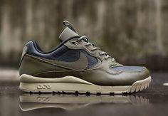 Nike ACG Wildwood: Dark Olive