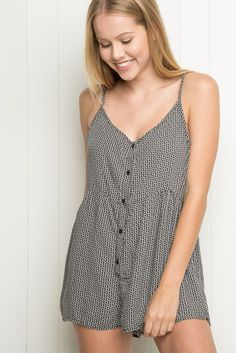 Brandy ♥ Melville   Kimia Romper - Rompers - Clothing