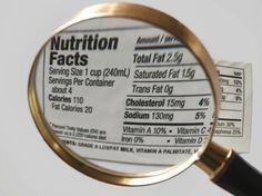 Etiquetas engañosas: los alimentos que mienten - HolaDoctor