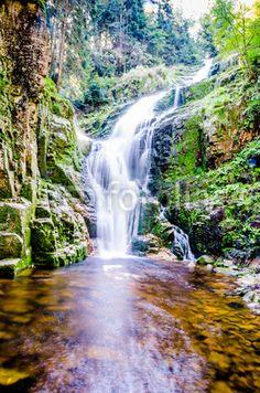 Wodospad Kamieńczyk Szklarska Poręba - 60578854