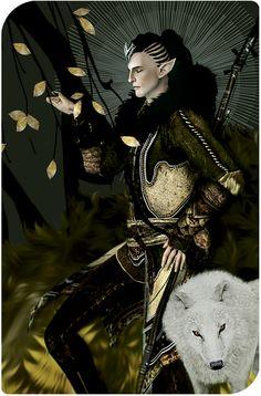 Dragon age : Inquisition taro series (2/?) by boconoist on tumblr