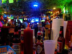 dusty's oyster bar, panama city beach, florida. (taken in september of 2011)