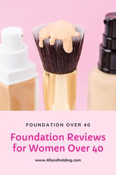 New foundation review every month. We test foundations on mature skin and report the results in a full review and wear test.   #foundation #makeup #makeupover40 #makeupover50 #beauty #beautyover40 #beautyblog Airbrush Foundation, No Foundation Makeup, Beauty Over 40, Beauty Make Up, Makeup Over 50, Beauty Giveaway, 50 And Fabulous, Best Blogs, Best Makeup Products