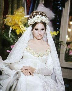 This is an image of Barbra Streisand