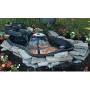 1000 images about backyard simple water features on for 1000 gallon fish pond