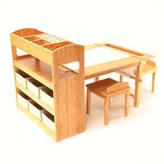 Childrenu0027s Arts U0026 Crafts Table ...