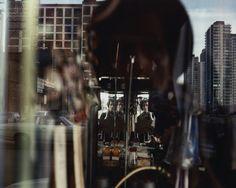 Vivian Maier - Self-portrait, Chicago, Feb 1976