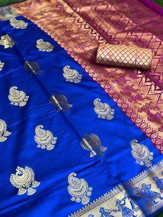 Banarasi saree,blue saree,pink saree,silk saree,indian saree, beautiful saree,saree   #clothing #women #etsy #pink #wedding  #saree #sari