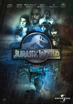 16. Jurassic World - June 12, 2015 - Stars: Chris Pratt, Judy Greer, Ty Simpkins. - After 10 years of operation and visitor rates declining, in order to fulfill a corporate mandate, a new attraction is created to re-spark visitors interest, which backfires horribly. - ACTION / ADVENTURE /SCI-FI - © Legendary Pictures please follow me,thank you i will refollow you later