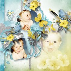 Azurean dream de Scrap'Angie http://digital-crea.fr/shop/?main_page=index&manufacturers_id=174