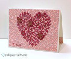 Sneak Peek ~ Bloomin' Heart! - Pretty Paper Cards