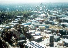 Expo view. More @Atomium • Permanent exhibition [from Symbol to Icon] • #atomium…