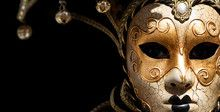 Foto: Venitian carnival mask