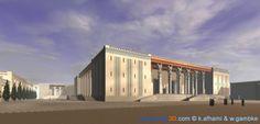 Virtual Reconstructions of Persepolis