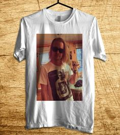 Ryan Gosling wearing a tshirt of Macaulay Culkin T by MalaAkfa, $18.00