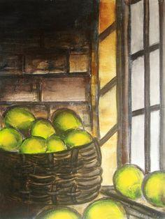 Marcos Schmalz - Obra - Mangas na janela