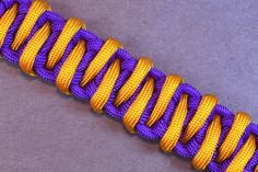 "How to Make the ""Advanced Solomon"" Paracord Survival Bracelet - BoredPar..."