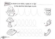 GRAFOMOTRICIDAD BASICA IMPORTADO EDUC INFANTIL - ponunlogopedaeuntuvida - Picasa Webalbums