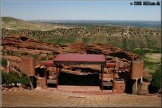 Red Rocks Amphitheatre, Morrison, CO