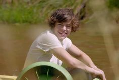 Harry Styles in the Live While We're Young music video. THAT'S attravtive.