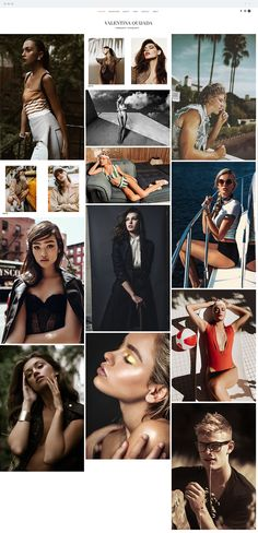 Advertising, Fashion, Beauty, and Lifestyle. Based in Miami and LA. Amazing Websites, Beautiful One, Fashion Beauty, Miami, Interview, Advertising, Lifestyle, Photography, Graphics
