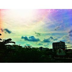 #sky #cloud #sunday #thaistagram #instacanv #instamood #instacanvas #webstargram #lovestagram - @nok77- #webstagram