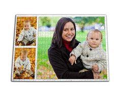 Puzzle 50x70 Collage 6 riquadri
