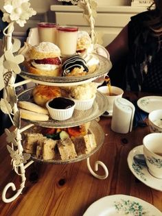 Good afternoon tea - Annie's Tea Rooms, Liverpool Traveller Reviews