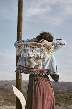 Jacket: embellished