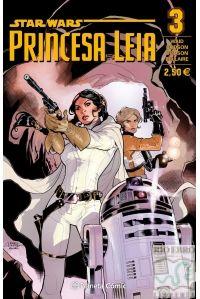Star Wars Princesa Leia nº 03-05