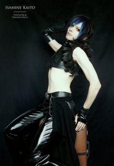 Isamine Kaito cosplay by http://akitozz6.deviantart.com/