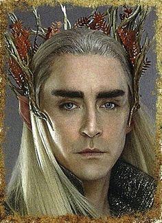The Hobbit: Battle of the 16 Personalities - Thranduil ...