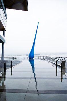 Public art in Vancouver.