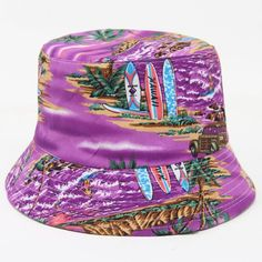 3824aa89 PacSun presents the Chuck Cat Floral Bucket Hat. This black and white print  bucket hat