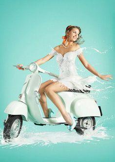 Le pin-up vestite di latte  il calendario 848e7d423db