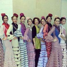 Flamencas de Rocio Olmedo
