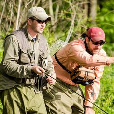 Guide to southern fly fishing guides' favorite trout waters in Virginia, Tennessee, West Virginia, North Carolina, and Georgia.