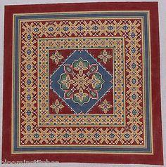 CanvasWorks Marakesha PO34A Hand Painted Needlepoint Canvas