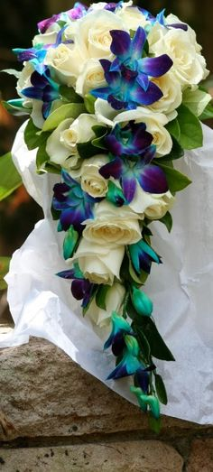 A Stand Out Bouquet From Byron Bay Wedding Flowers