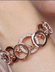 Bubble Diamond Bracelet