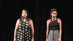 Poem written and performed by members of Urbana Poetry Slam, Megan Falley and Olivia Gatwood.